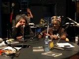 Winston McAnuff & The Bazbaz Orchestra Interview at Radio Lucien