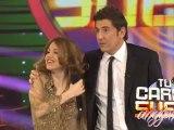 """Angy y Manel Fuentes interpretando """"Something stupid"""" de (Nicole Kidman y Robbie Williams)"""