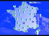 Météo 9 janvier 2012: Prévisions à 7 jours, vers un temps plus froid !