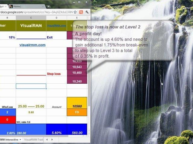 Trading tutorial 1 – VisualRMM Interactive