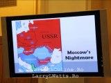 Plansele lui Larry Watts si discursul de la Banca Nationala a Romaniei despre KGB si sovinismul antiromanesc