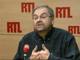 """François Chérèque, secrétaire général de la CFDT, sur SeaFrance : """"La CFDT locale n'a pas un comportement honorable"""""""