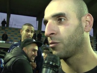 Interviews JA Drancy après la victoire face à Strasbourg en Coupe de France
