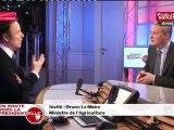 EN ROUTE VERS LA PRESIDENTIELLE,Bruno Le Maire, Ministre de l'Agriculture