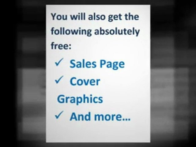 Facebook Marketing Mania MRR ebook Preview