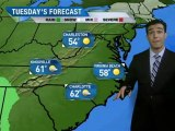 East Central Forecast - 01/09/2012