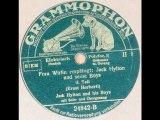 Frau Wirtin empfängt Jack Hylton und seine Boys - Jack Hylton mit Gesang (1932)