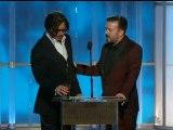 GOLDEN GLOBES: Ricky Gervais mocks Johnny Depp