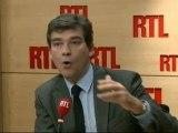 """Arnaud Montebourg, député socialiste de Saône-et-Loire : """"Une obsession de l'anti-hollandisme au sein du gouvernement"""""""