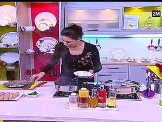 Recette Choumicha - Boulettes de poulet épicées aux légumes