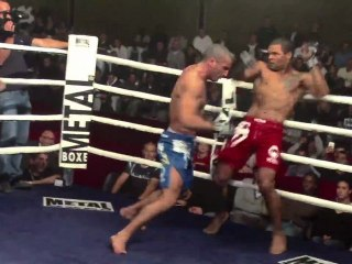 CONTENDERS 8 - Rudy SAOUDI vs Ned COUSIN