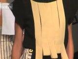 Karl Lagerfeld, Designer at Work for Fendi Spring 2012 | FTV