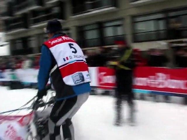 Grande Odyssée Savoie Mont-Blanc 2012 : Sur les traces du musher Daniel Juillaguet