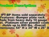 International Bumper Plate Rack