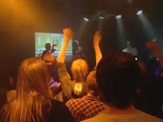 Live gig in Utrecht