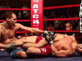 CONTENDERS 8 - Koun NHAN vs Romain MERIOT