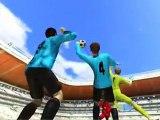 Uruguay 1 -- 1 Ghana (Uruguay win 4-2 on penalties)