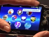 From The Floor CES 2012: Playstation Vita Overview