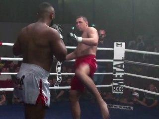 CONTENDERS 8 - Chaban KA vs Nicolas VERMONT