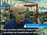 Des scientifiques israéliens ont créés le premier véritable moteur propre