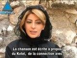Sarit Hadad à Jérusalem pour le tournage de son nouveau clip. Infolive.tv sous le charme.