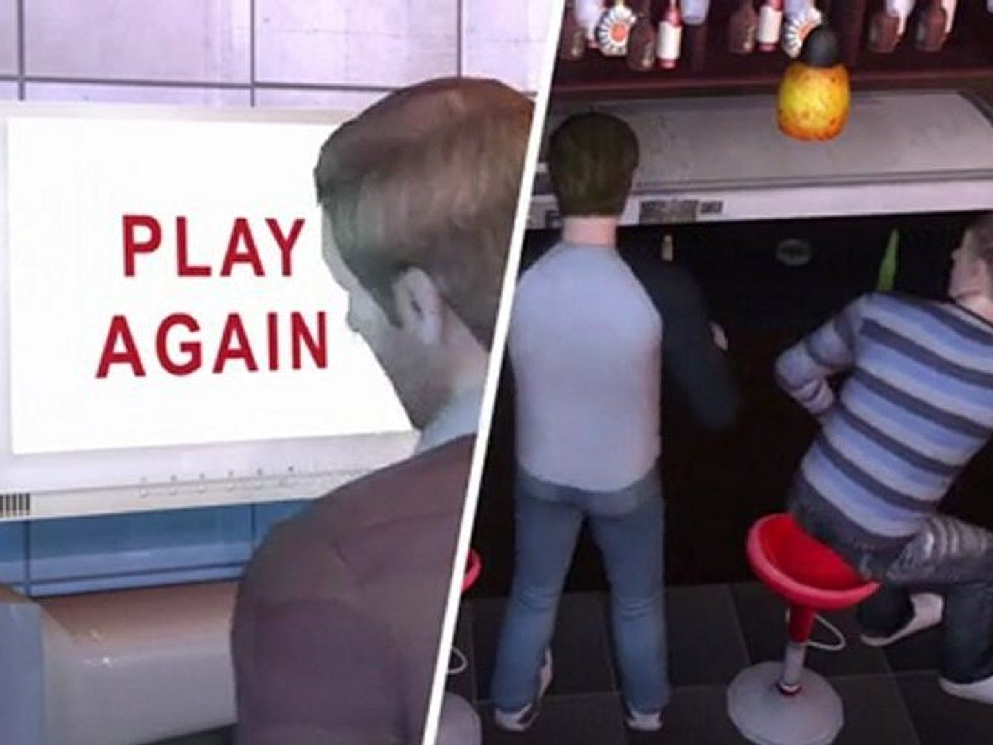 Urine-controlled video games in the UK and Japan