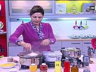 Recette choumicha soupe et potage