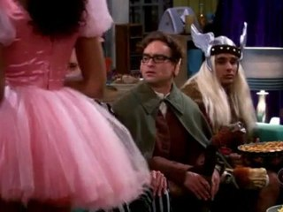 The Big Bang Theory 1x04 extrait