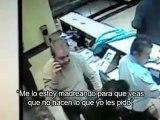 (Video)  empresario Miguel Sacal Smeke  golpea brutalmente a un empleado, hecho causa revuelo en México