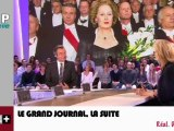 """Zapping people du 11/01/2012 - C. Beaugrand est une """"petite merde"""" selon P. Ménès"""