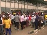 Fuel subsidy protests rock Nigeria