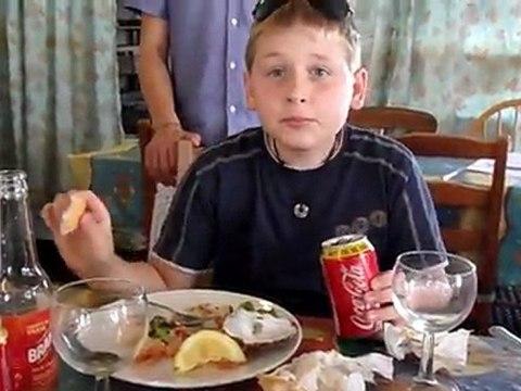 Alberto e le ostriche