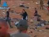 Un grave accident de la route à Ovdat  près d'Eilat fait 25