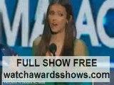 Nina Dobrev Vampire Diaries acceptance speech