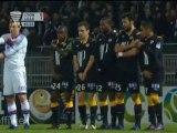 Lyon 2-1 Lille ,Lyon en Demi Finale