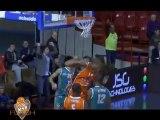 Basket Coupe de france : Le Mans - Pau-Lacq-Orthez : 82-72 (MSB Flash)