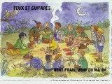 Feux et Guitares - Vent frais, vent du matin