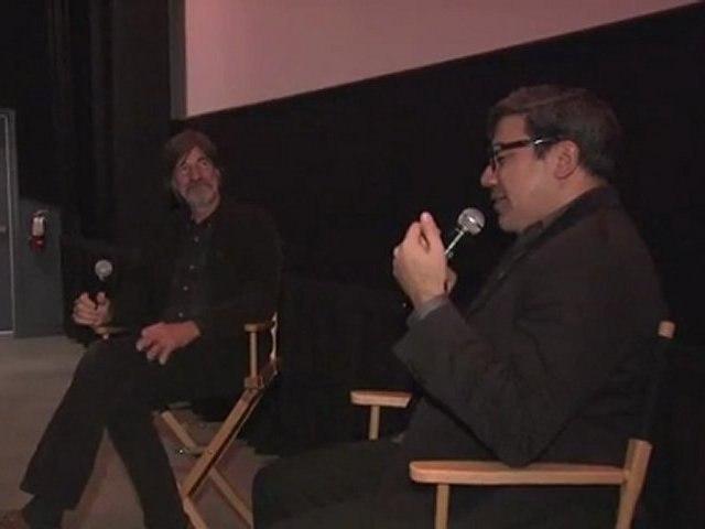 THE TREE OF LIFE: Production Designer Jack Fisk talks with The Film Society's Eugene Hernandez   Godialy.com