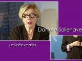 Les idées claires - Danielle Sallenave