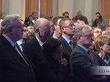 Nicolas Sarkozy adresse ses voeux aux fonctionnaires