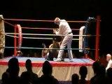 Amazon (with Ananya) vs Britani Knight All Star Wrestling @ Colchester