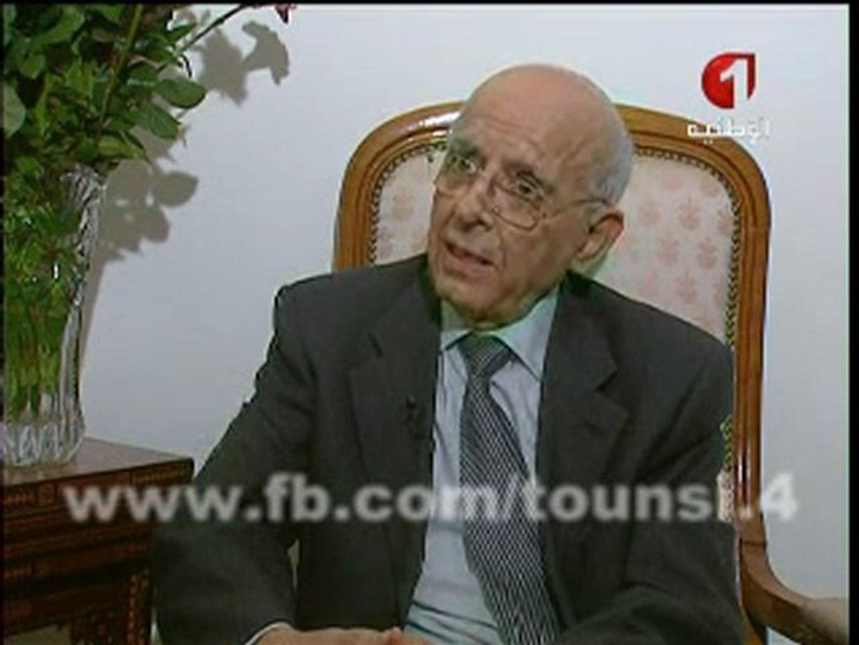 الوطنية1 - محمد الغنوشي - 12-01-2012