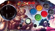 From The Floor of CES 2012: Mad Catz Street Fighter x Tekken and Soul Calibur Fight Sticks
