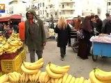 Tunisie : un an après la révolution, le pouvoir d'achat est en berne