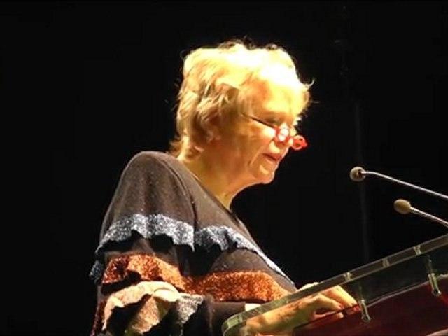 Nuit de l'Égalité au Bataclan - Discours d'Eva Joly