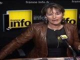 """Sarkozy, """"500 milliards de dépenses inconsidérées"""" (Royal)"""