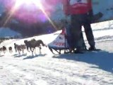 La Grande Odyssée Savoie Mont Blanc 2012 Etape 6 Radek Havrda