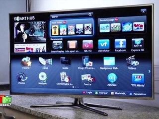 TV connectée : mode d'emploi