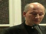 3- Voeux 2012 Mgr Pierre d'Ornellas... Voeux aux consacrés et aux séminaristes