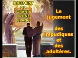 1)Le jugement des impudiques et des adultères.